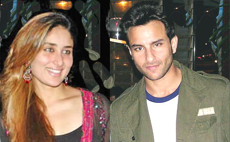 Saif ali khan dan Kareena Kapoor Enggan Peluk Islam
