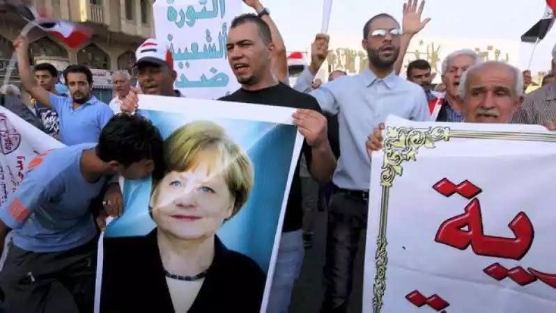 Βι@σμοί, ανομία και χάος στην Γερμανία  των αριστερών  λόγω των ορδών μεταναστών που κουβαλούν!!