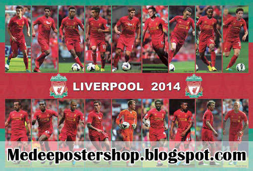 Liverpool 2014 Poster