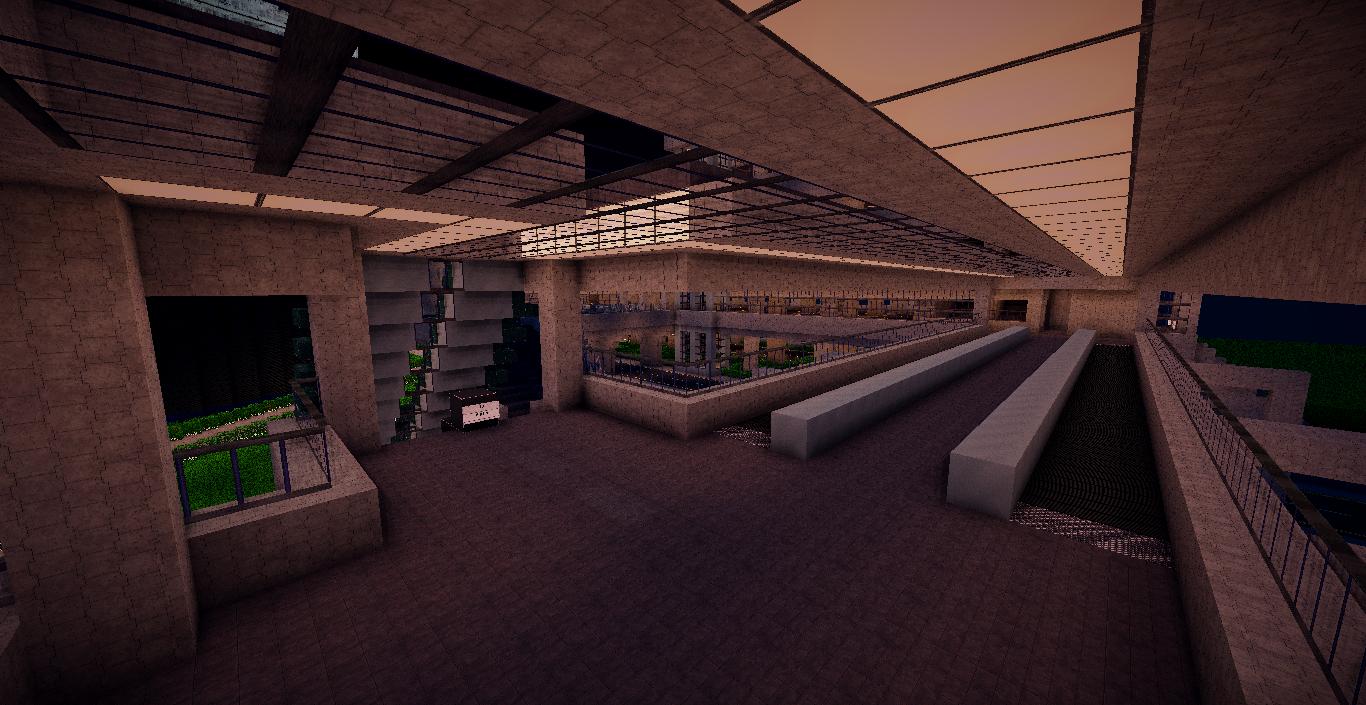 Arena Update #1: Lots of Parking Garages!