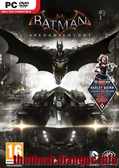 Download Game Batman Arkham Knight – CPY (Action/2015)