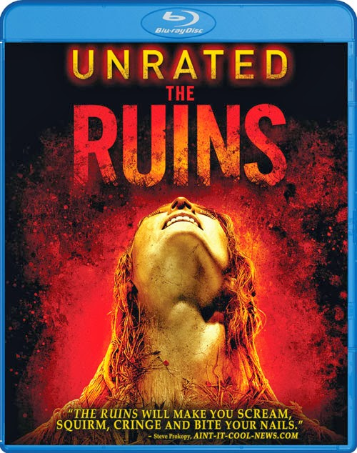 The Ruins 2008 UNRATED Hindi Dubbed Dual BRRip 350mb