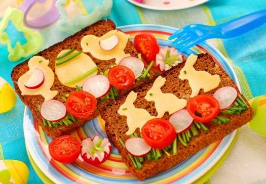 Makanan Sehat Untuk Anak Anak