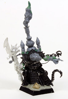 Skaven Warlock Engineer with Warp Condenser Conversion