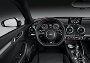 Audi S3 2014 painel