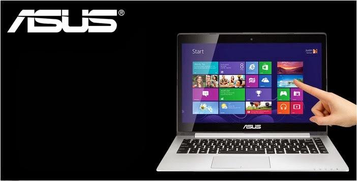 Daftar Harga Laptop Asus Terbaru 2014