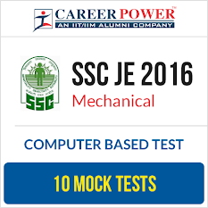 SSC Junior Engineer (Mechanical) 2016