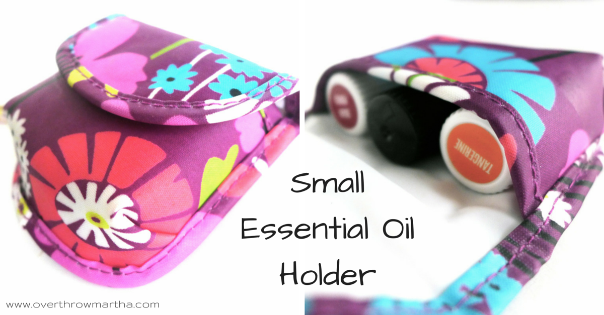 small essential oil storage for purse