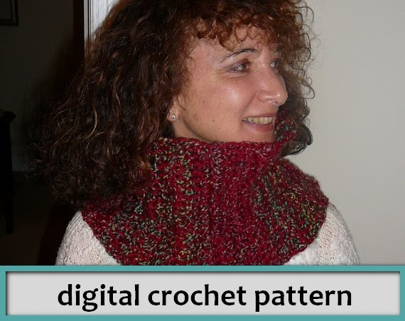PATTERN: Cowl Scarf