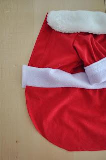 adorno vestido navidad para perro