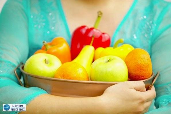 Incluir verduras que contienen vitaminas