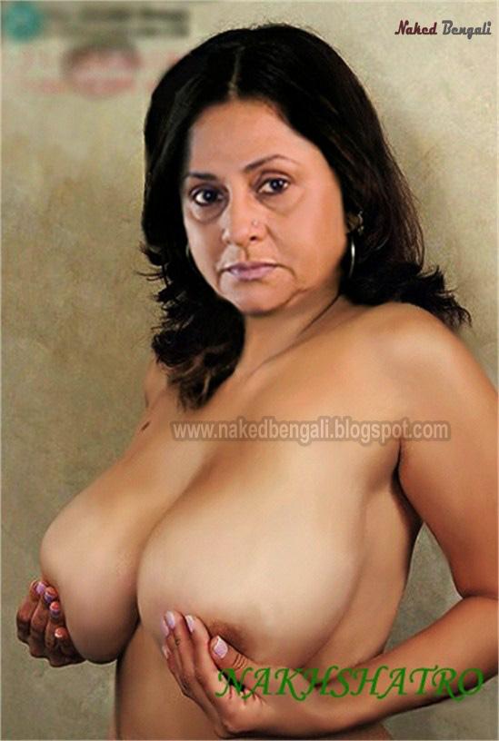 Jaya Bachchan Nude