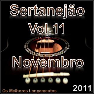 Sertanejão Vol.11  Novembro 2011