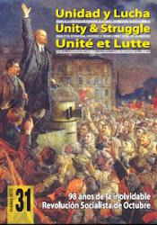 Descarga el último número de la revista Unidad y Lucha