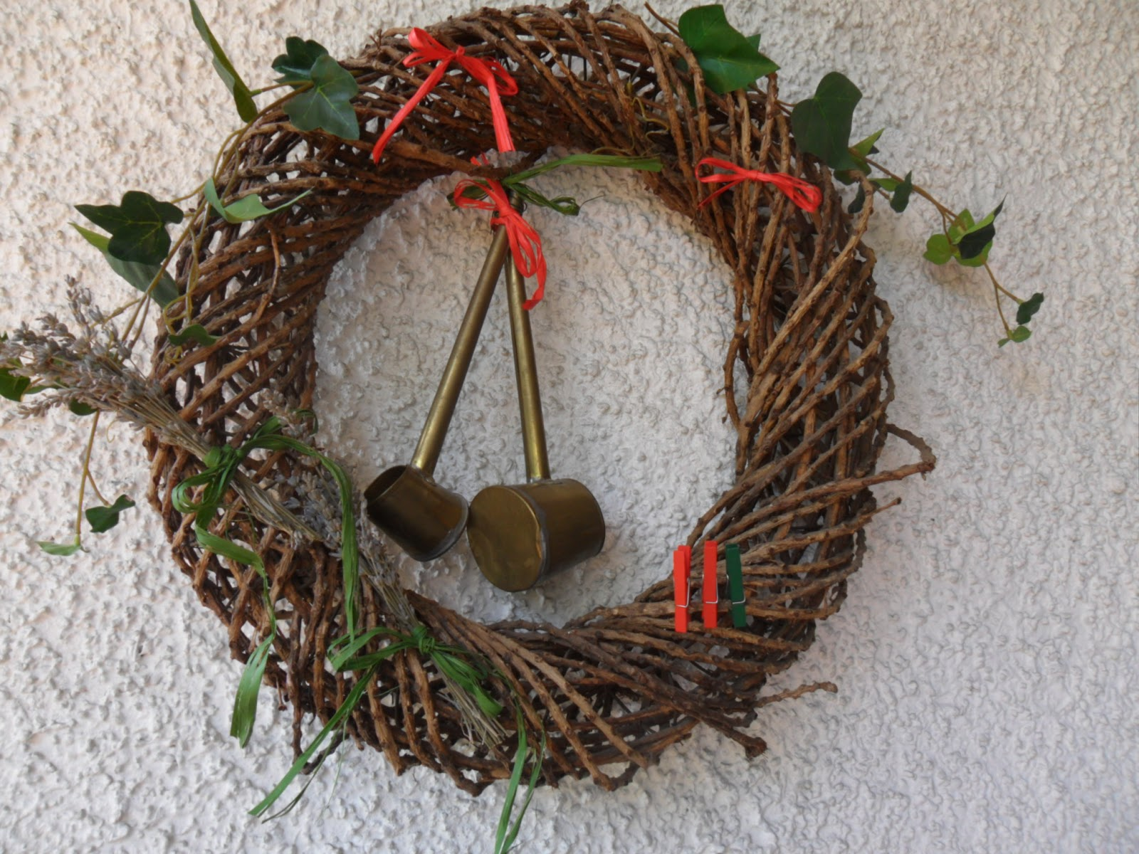 Ilclanmariapia ghirlande - Ghirlande per porte natalizie ...