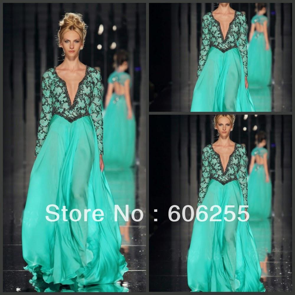 2014 designer summer spring sage promenade dresses chiffon