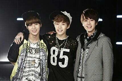 Henry Lau trap feat. taemin and kyuhyun