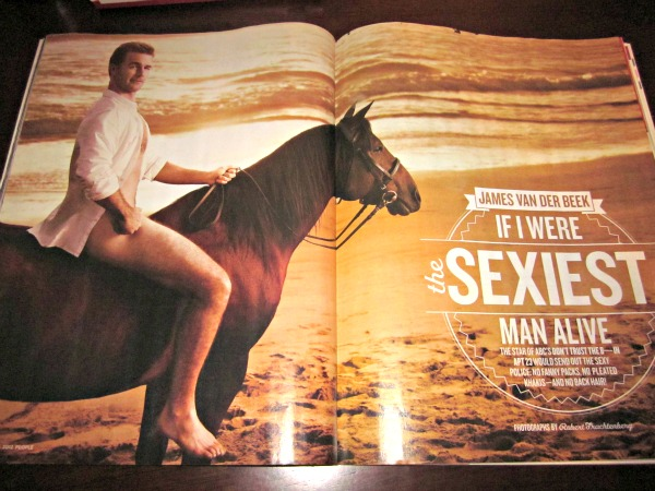 A look inside PEOPLE's #SexiestManAlive issue!