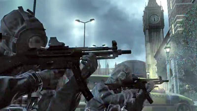 """violent medias call to duty A coroner has expressed """"great concern"""" over the violent video game call of duty after four teenagers who regularly played it went on to kill themselves john pollard claimed the certificate ."""