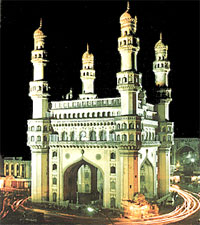 Incredible india: Charminar - Hyderabad