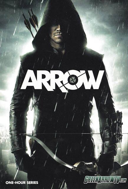 Arrow, a série do Arqueiro Verde