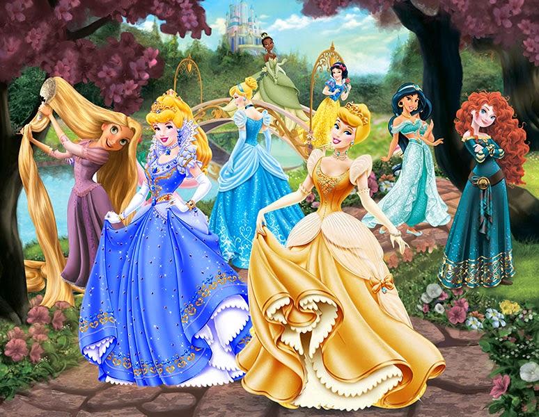картинки принцесс фей