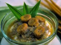 Resep Bubur Durian