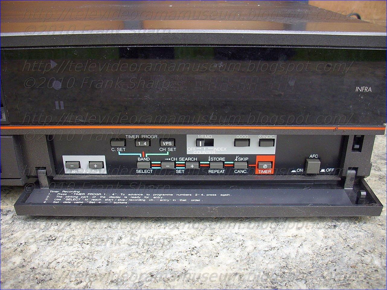 alten videorecorder an tv anschließen