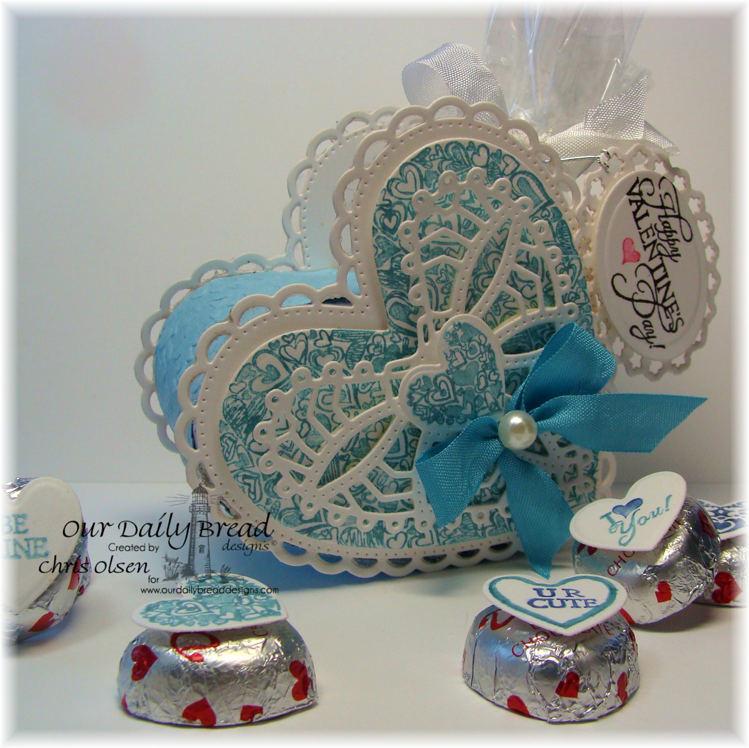 Stamps - Our Daily Bread Designs Heart of Joy, Be Mine, Bless Your Heart, ODBD Custom Ornate Hearts Die