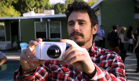 GALAXY CAMERA - JAMES FRANCO