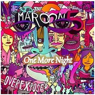 Lirik Lagu Maroon 5 - One More Night