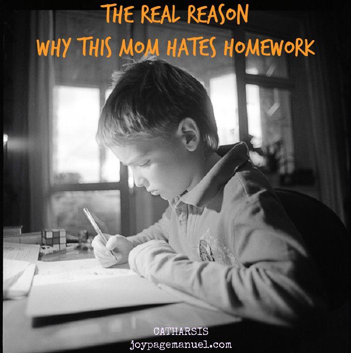 Reason For Homework