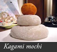 Kagami mochi - Kagami biraki
