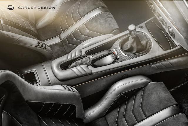 BMW Z4ロードスター Carlexデザイン