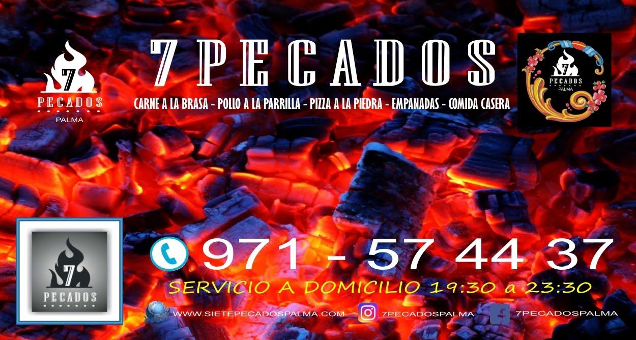 7 Pecados Palma