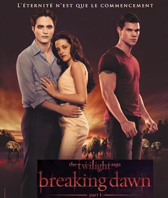 The Twilight 4 Saga: Breaking Dawn