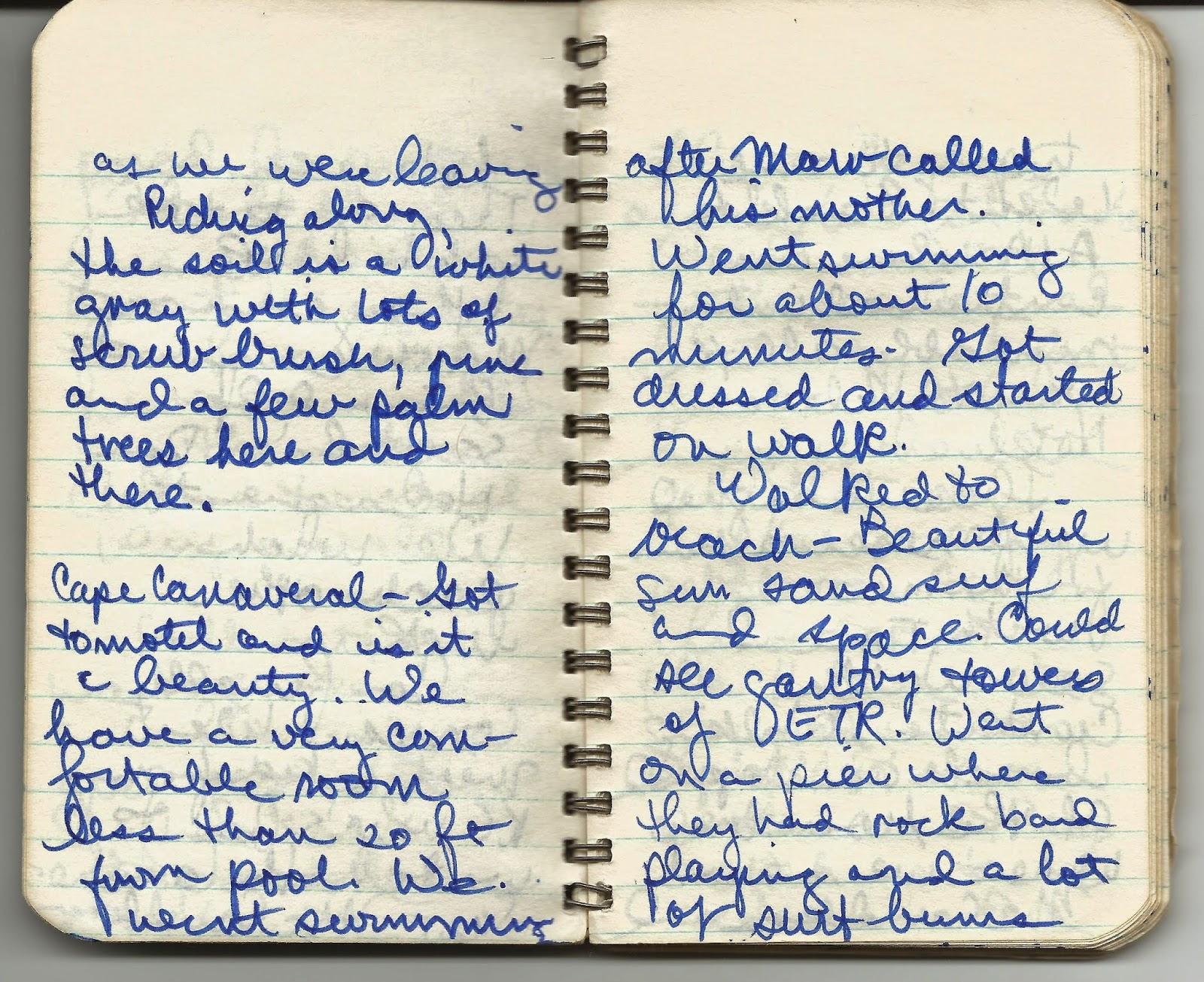 chris mccandless journal