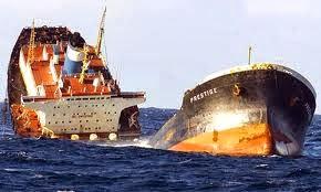 Ledakan Prestige Oil