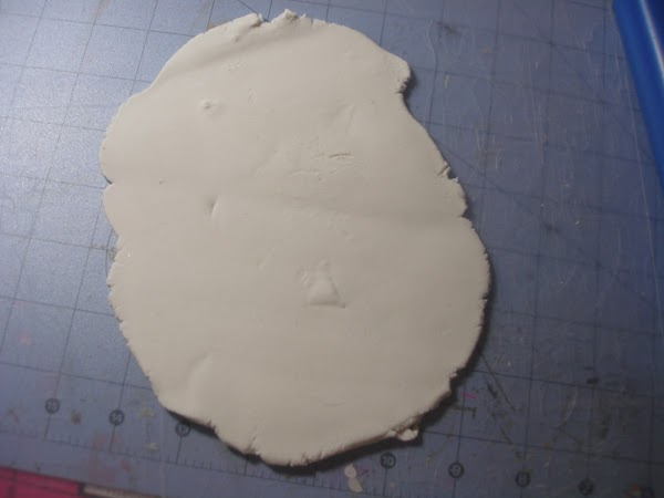 how to make air dry paper clay