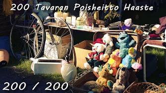 200 Tavaraa