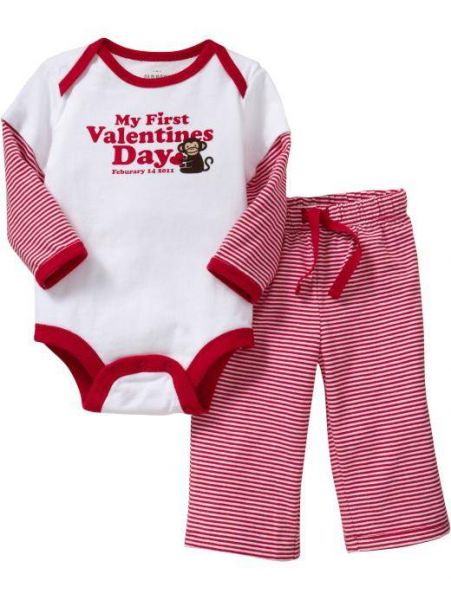 Baby Valentine's Day Outfits from Cute Outfits Ideas: Here is Best Baby Valentines Day Outfits Dress Code Do you Really want to Express your love to your special one this Valentine's day Dress Code with amazing dresses with a beautiful smile on face and these dress color or dress code.
