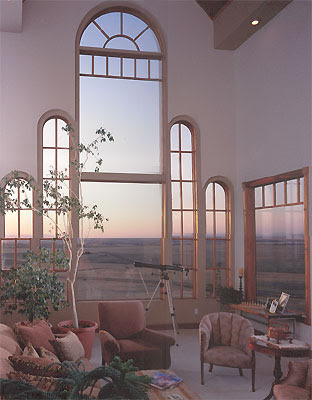Interior Decorating Ideas 2014: Modern homes window designs.