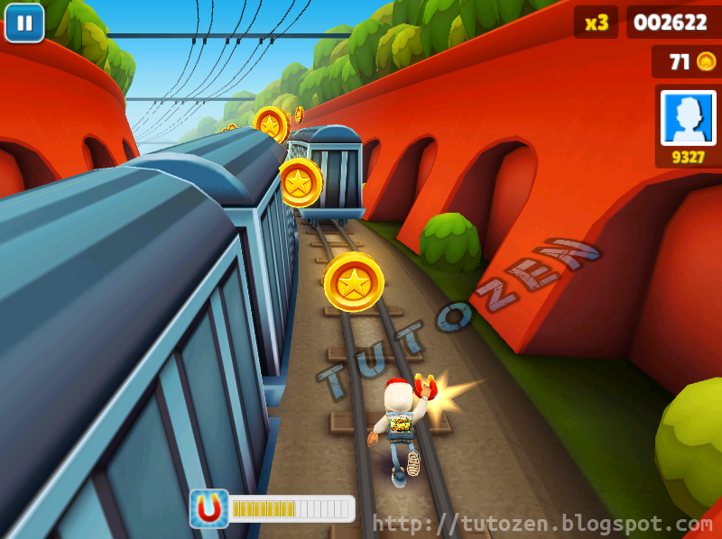 game subway surfers online play