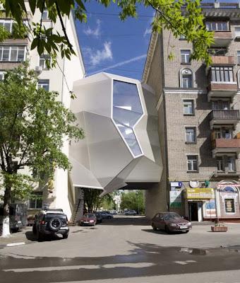 za bor architects - modern architecture