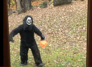 Bigfoot Halloween