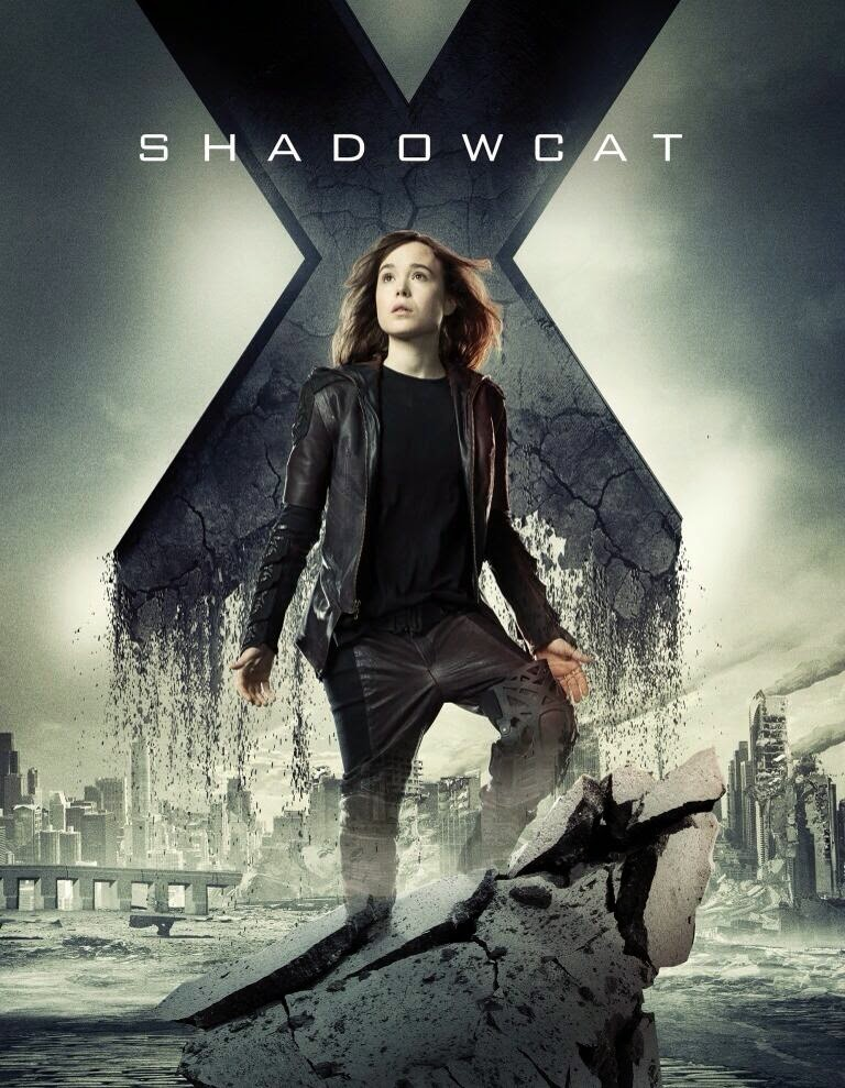X-men days of future past shadowcat