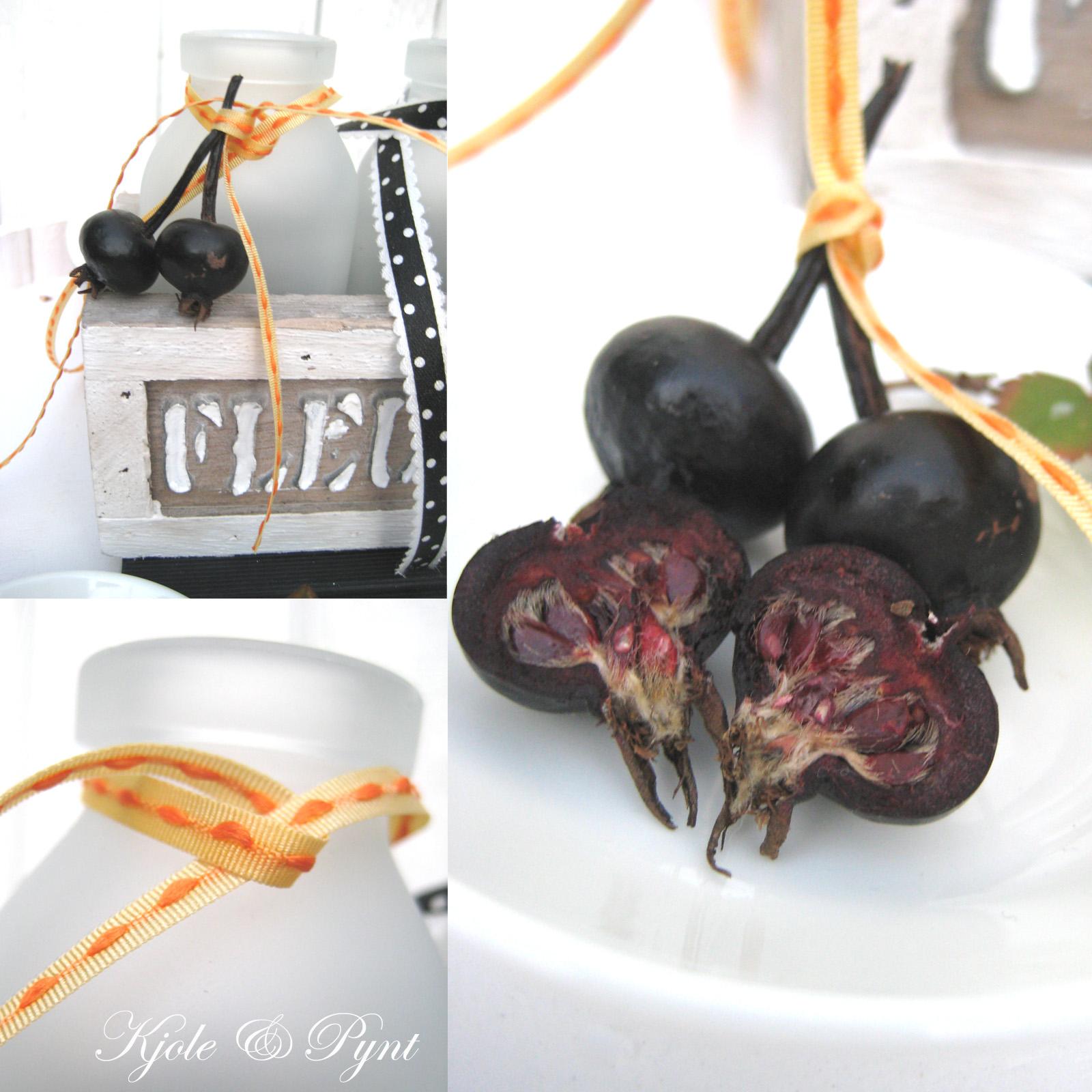 seidenfeins blog vom sch nen landleben schwarze hagebutten black rosehip. Black Bedroom Furniture Sets. Home Design Ideas