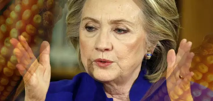 H Χίλαρι Κλίντον είναι μια υψηλόβαθμη ιέρεια των Ιλουμινάτι