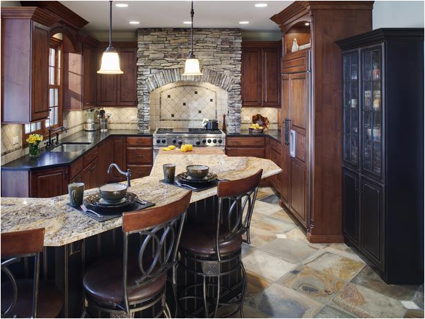 Old world kitchen ideas room design inspirations for World beautiful kitchen