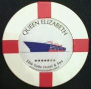 Queen Elizabeth Hotel souvenir